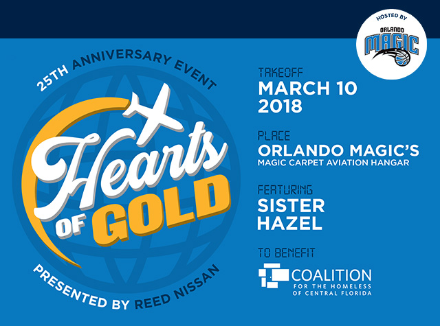 Hearts of Gold - March 10, 2018