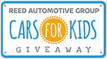 Cars for Kids Giveaway Logo
